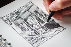 Zeichnen / Fingerspitzengefühl