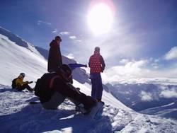 Snowboard Freeride Silvretta