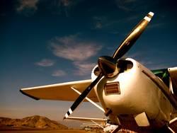 Das Flugzeug II