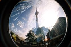 Alexanderplatz - Potsdamer Platz