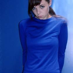 blue ²
