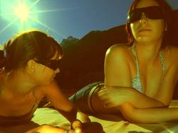 Sonnenliegen