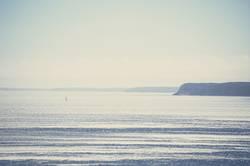Home again, 'cross the sea